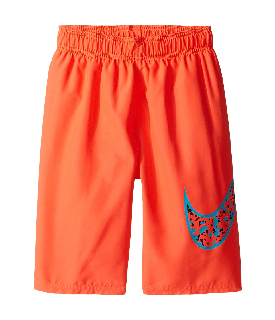 Nike Kids Core Swoosh 9 Trunk (Big Kids) (Bright Crimson) Boy