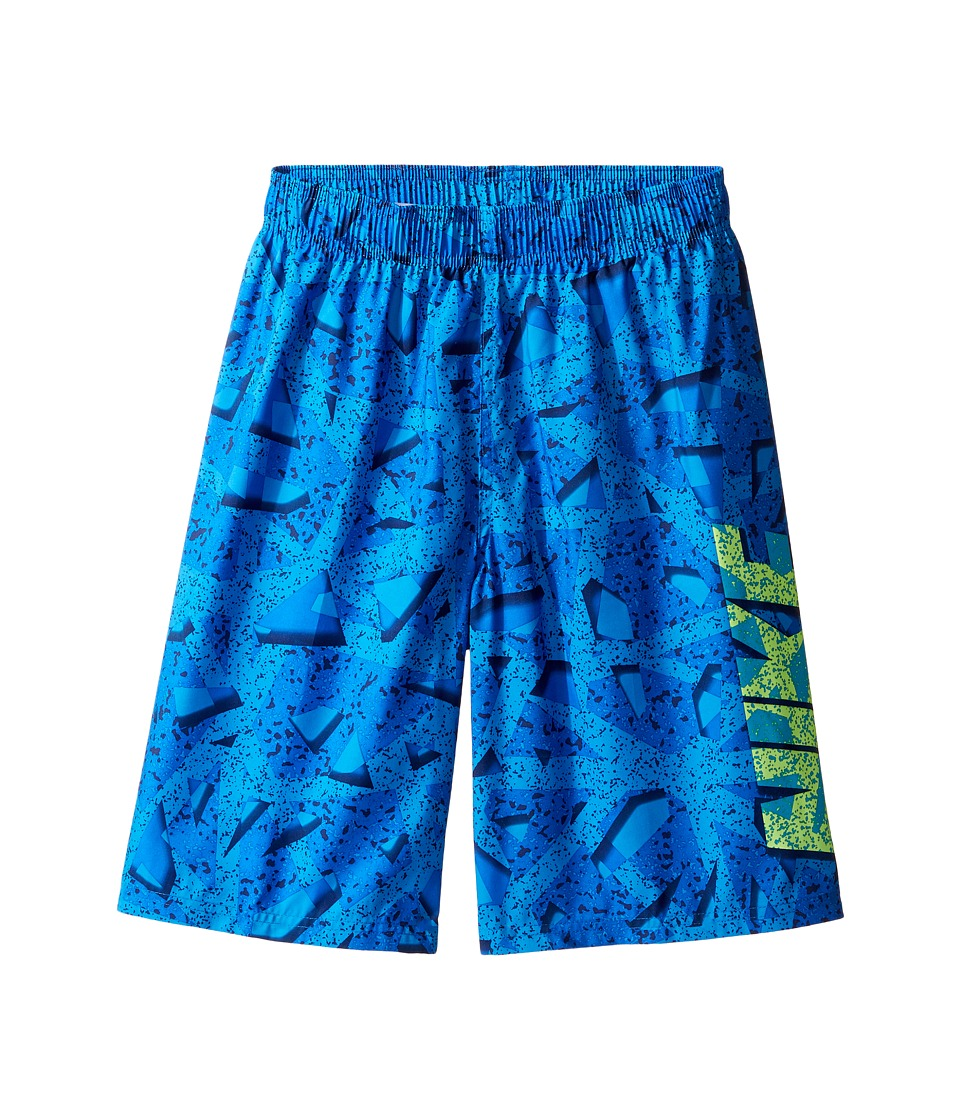 Nike Kids Granite 9 Volley Shorts (Big Kids) (Hyper Cobalt) Boy