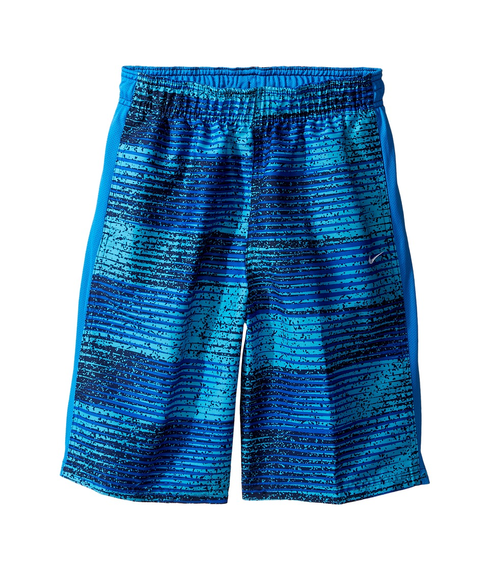 Nike Kids Fade 9 Trunk (Big Kids) (Hyper Cobalt) Boy
