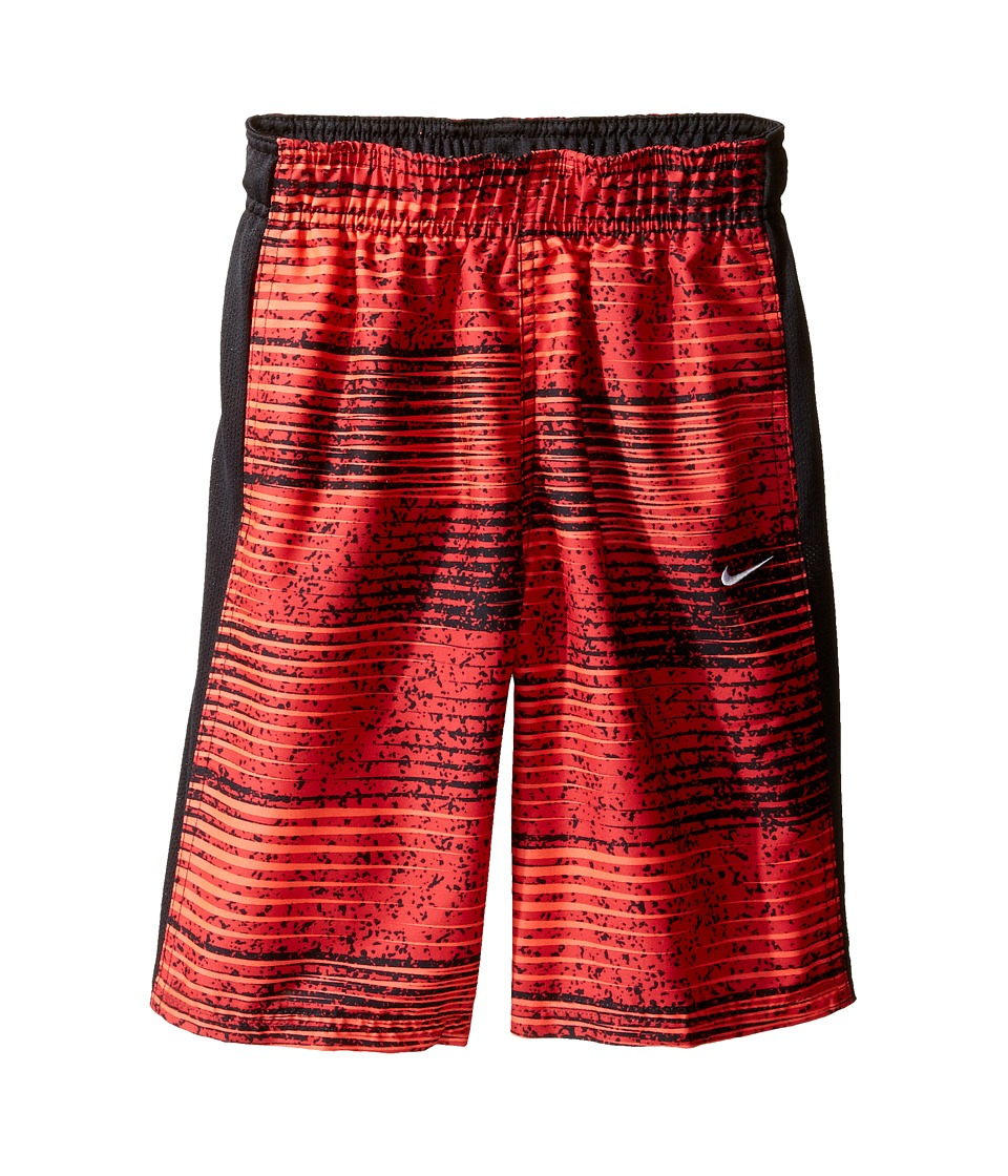 Nike Kids Fade 9 Trunk (Big Kids) (Gym Red) Boy