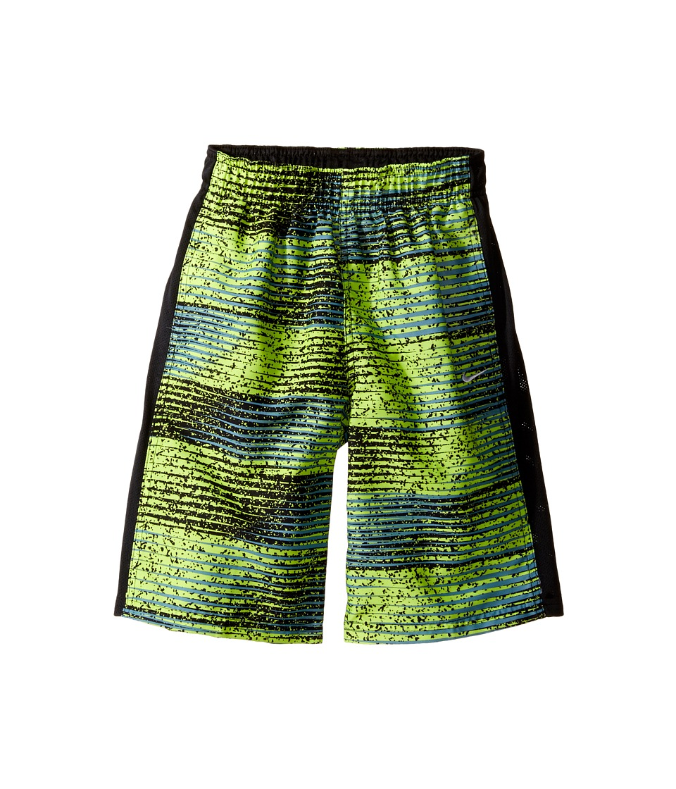 Nike Kids Fade 9 Trunk (Big Kids) (Volt) Boy
