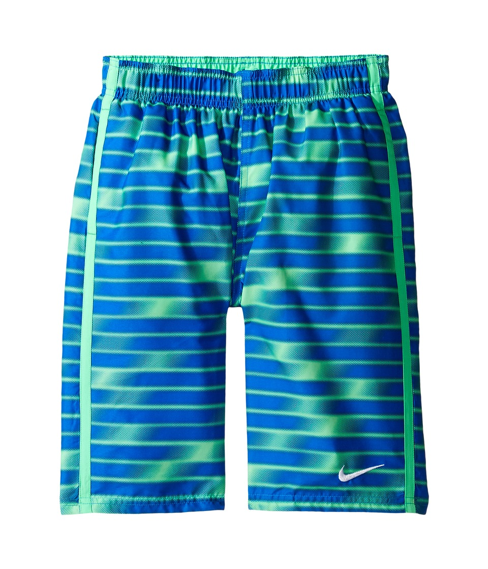 Nike Kids Blurred 9 Trunk (Big Kids) (Electro Green) Boy