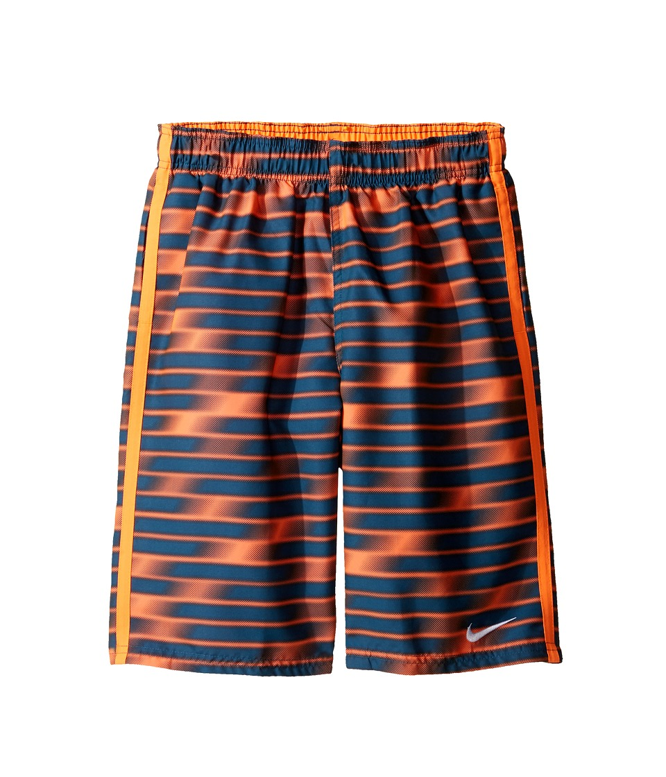 Nike Kids Blurred 9 Trunk (Big Kids) (Tart) Boy