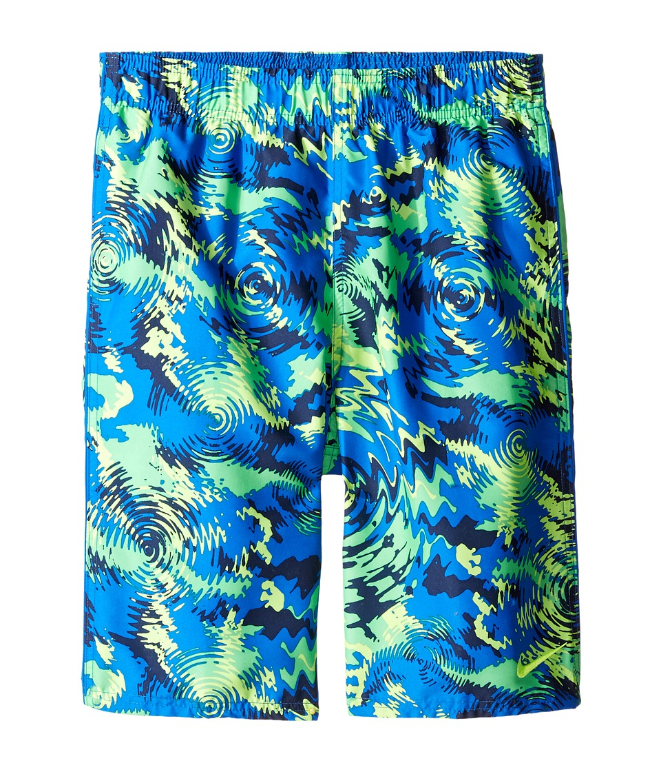 Nike Kids Watercamo 9 Trunk (Big Kids) (Hyper Cobalt) Boy