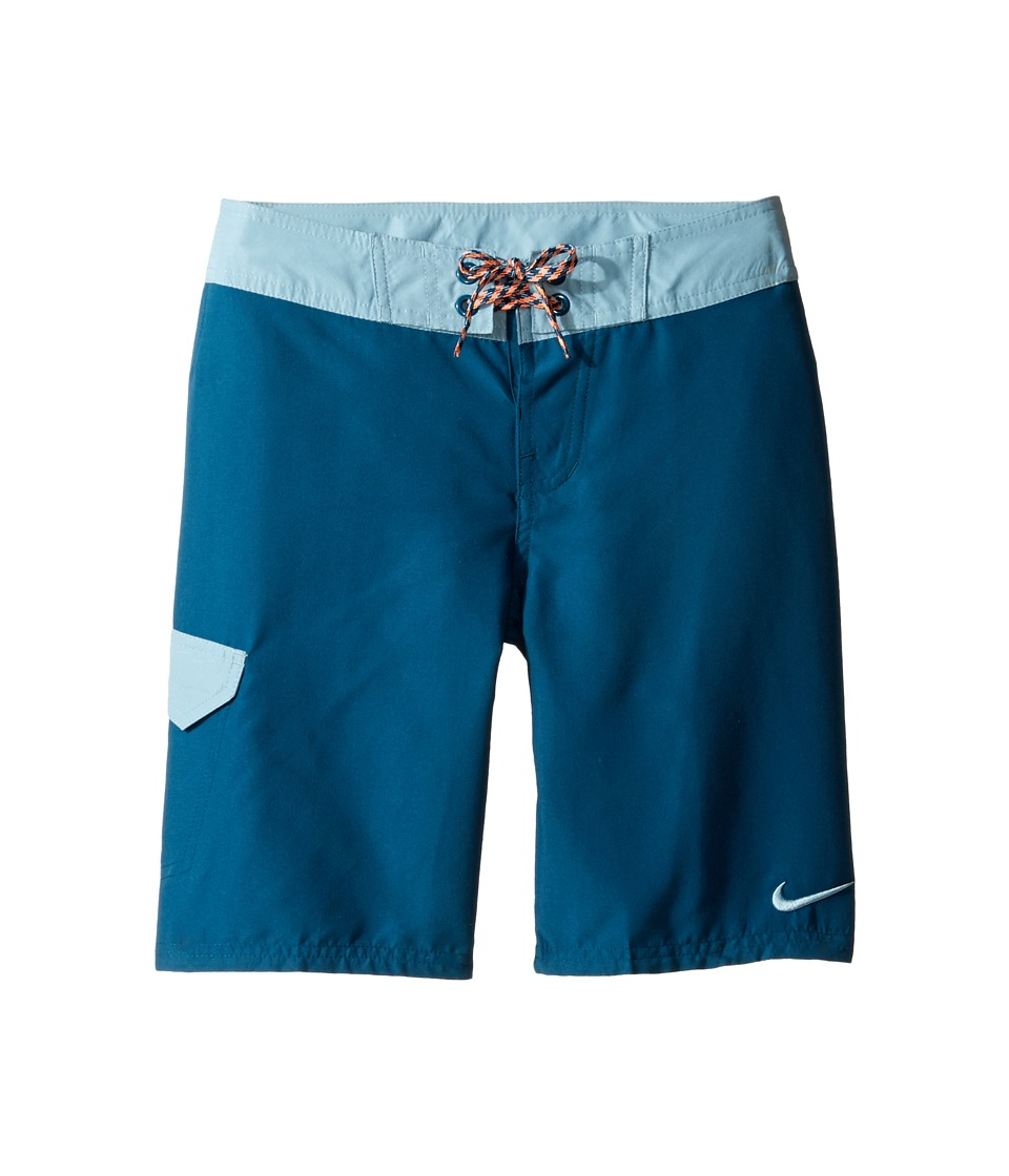 Nike Kids Core Solid 9 Boardshort (Big Kids) (Legion Blue) Boy