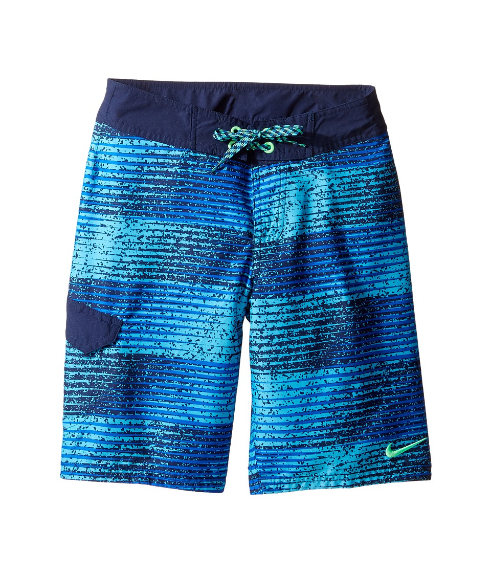 Nike Kids Fade 9 Boardshorts (Big Kids) (Hyper Cobalt) Boy