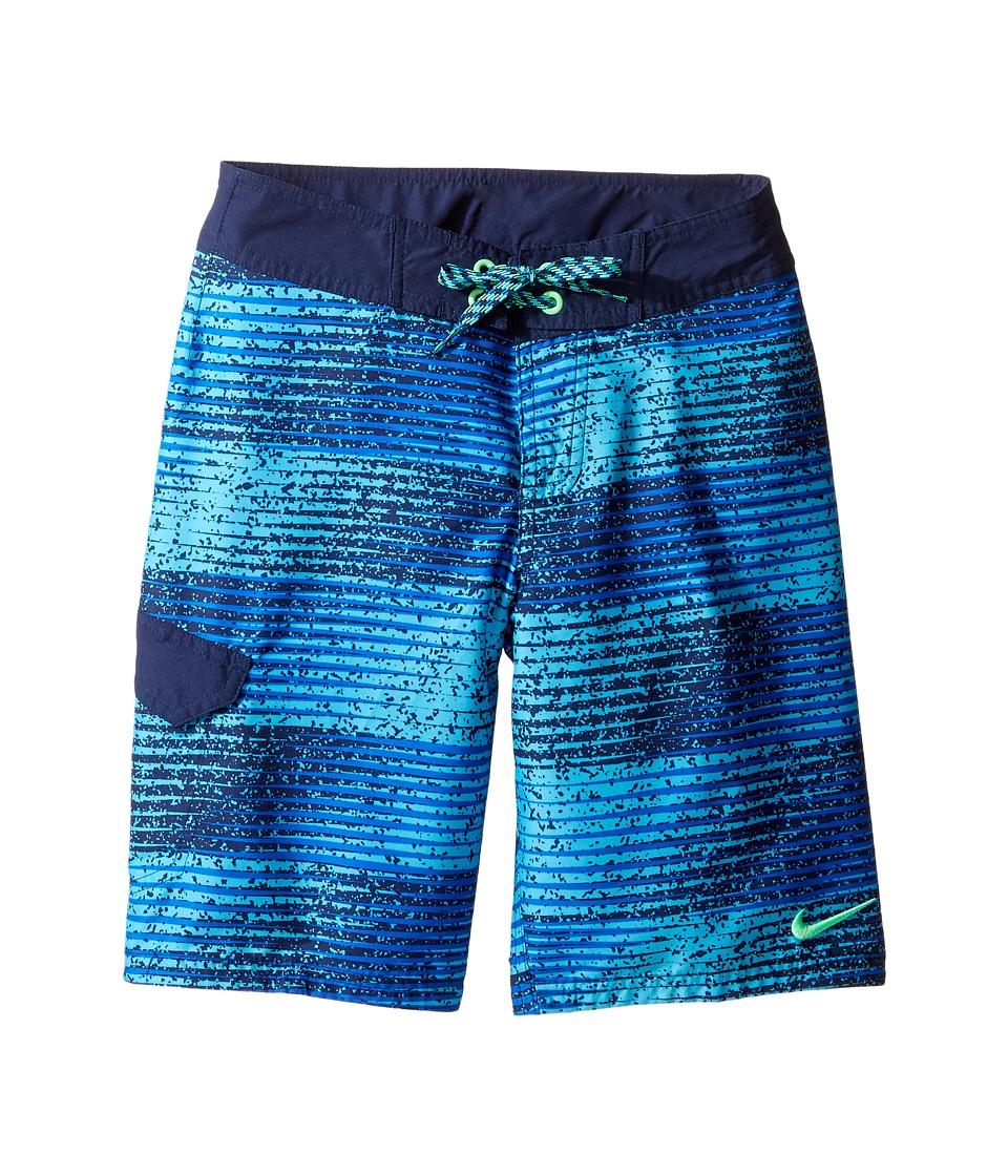 Nike Kids Fade 9 Boardshorts (Big Kids) (Hyper Cobalt) Boy