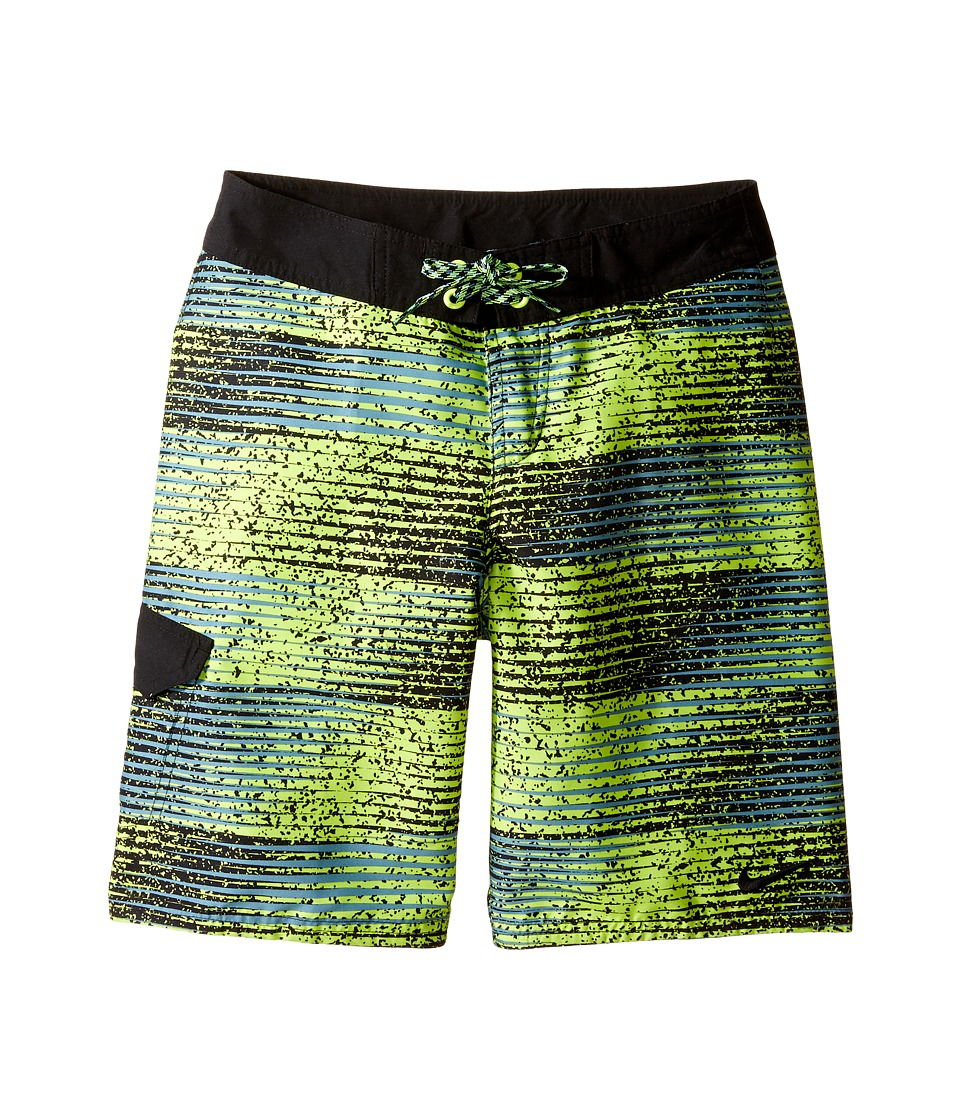 Nike Kids Fade 9 Boardshorts (Big Kids) (Volt) Boy