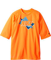 Nike Kids - Throwback Short Sleeve UV Top (Big Kids)
