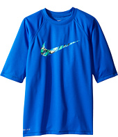 Nike Kids - Watercamo Short Sleeve Hydro Top (Big Kids)