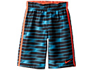 Nike Kids Blurred 7 Trunk (Little Kids)