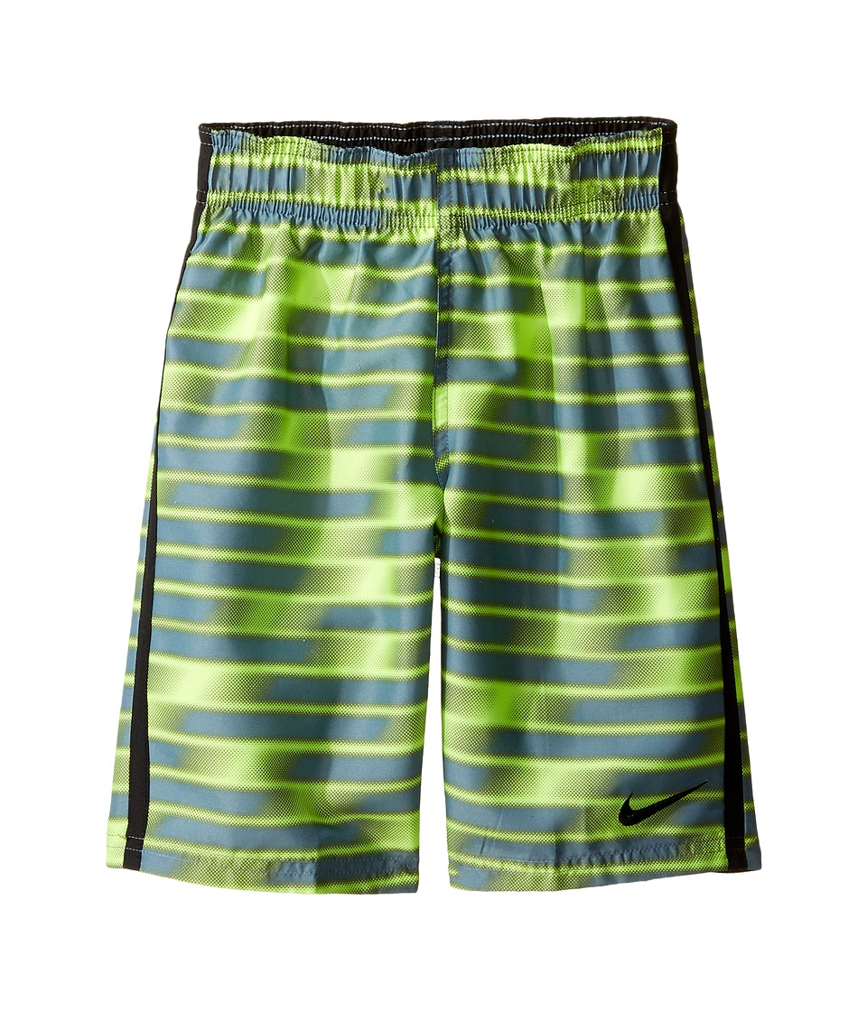 Nike Kids Blurred 7 Trunk (Little Kids) (Volt) Boy