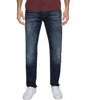 Mavi Jeans - Jake Regular Rise Slim in Dark Ripped