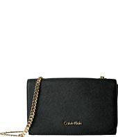 Calvin Klein - On My Corner Saffiano Crossbody