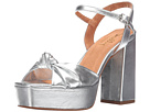 Shellys London - Tripp (Silver Leather)
