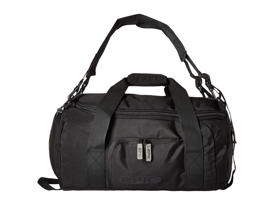 EPIC Travelgear - Explorer LockerBAG (Black) Luggage