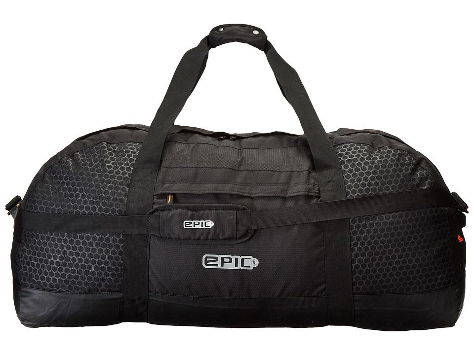 EPIC Travelgear - AdventureLAB UltraMEGA Cargo Bag XL (Black) Luggage