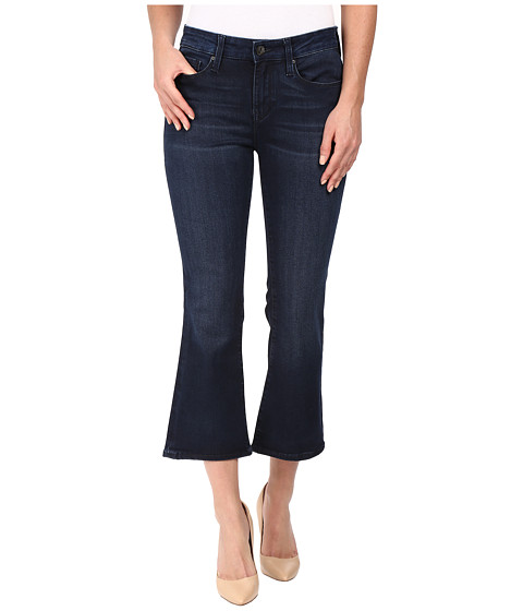 Mavi Jeans Annika Crop Flare in Ink Tribeca - Ink Tribeca