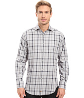 Thomas Dean & Co. - Long Sleeve Big Check Sport Shirt