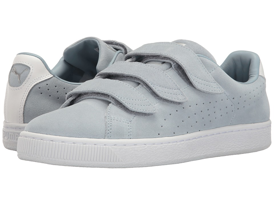 PUMA Basket Classic Strap (Blue Fog) Men