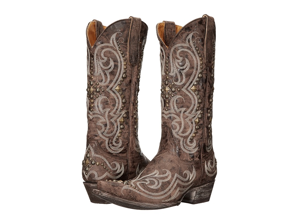 OLD GRINGO Dolce Stud (Chocolate) Cowboy Boots