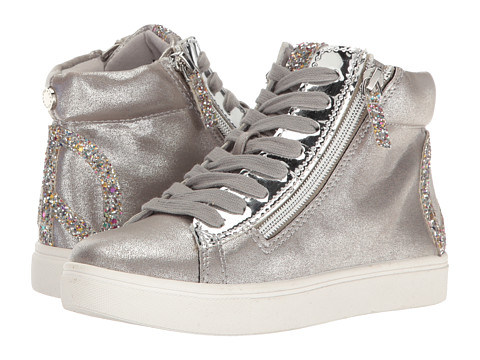 Steve Madden Kids Jpeace (Little Kid/Big Kid) - Silver