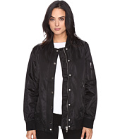 Blank NYC - Black Bomber Jacket in Super Freak