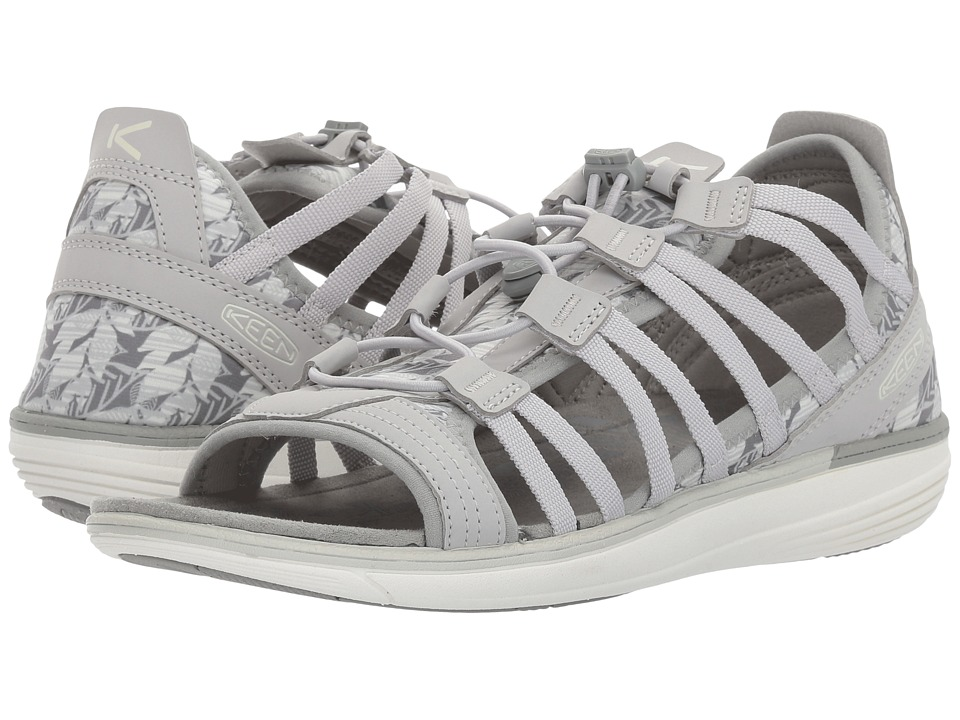 Keen Maya Gladiator (Neutral Gray/Vapor) Women