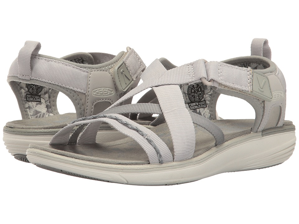 Keen Maya Strap (Neutral Gray/Vapor) Women