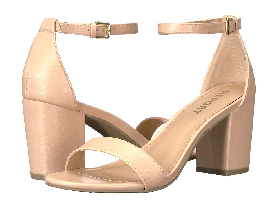 Report - Payson (Nude) Women's Sandals