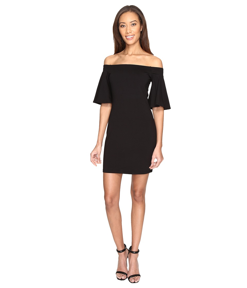 Susana Monaco Sasha Dress (Black) Women