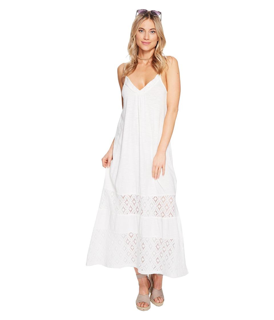 Roxy Ur Mine Maxi Dress (Marshmallow) Women