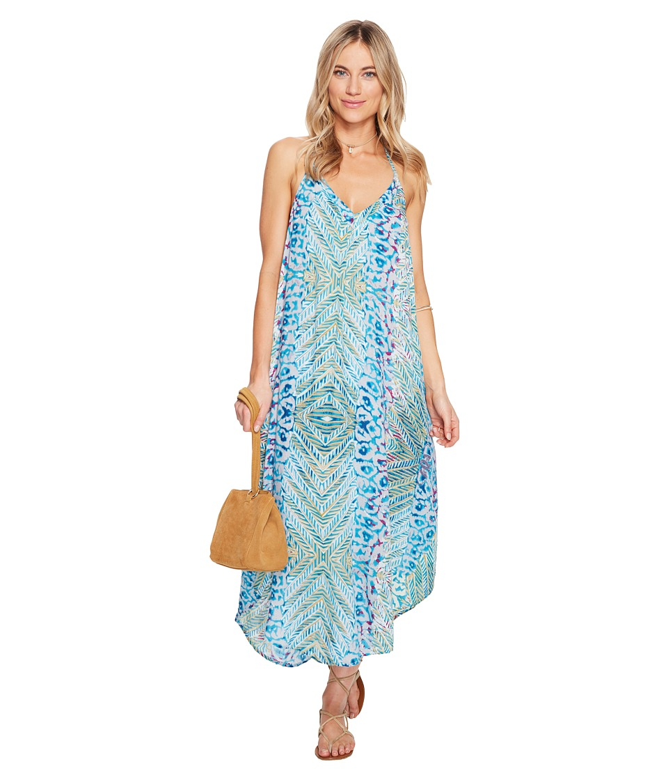 Roxy Kat Fish Dress (Marshmallow Labana Aguila) Women