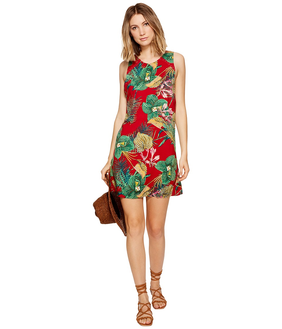 Roxy Cuba Dress (Salsa Havana Flower) Women