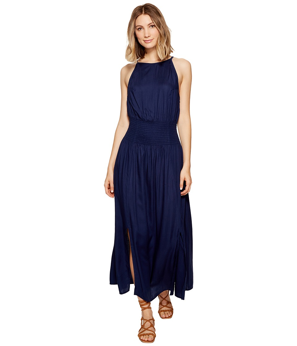 Roxy Get Sexy in Havana Maxi Dress (Dress Blues) Women
