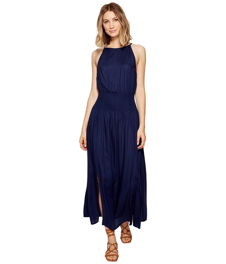 Roxy Get Sexy in Havana Maxi Dress (Dress Blues) Women