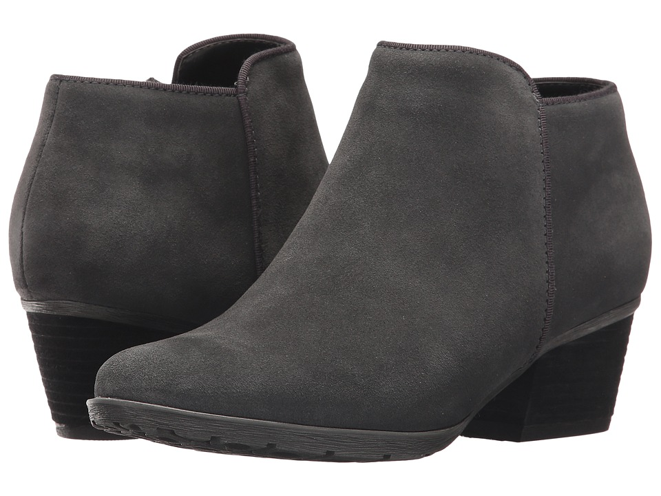 Blondo Villa Waterproof (Dark Grey Suede) Women