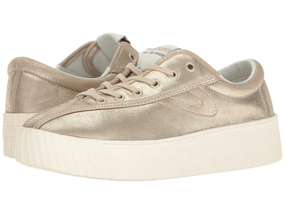 Tretorn - Nylite 6 Bold (Platinum) Womens Shoes