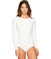 Roxy - Boheme Life Crochet Long Sleeve Zipped Rashguard