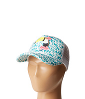 San Diego Hat Company Kids - CTK4186 Sublimated Print w/ Toucan Trucker Hat (Toddler/Little Kids/Big Kids)