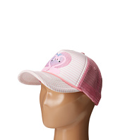 San Diego Hat Company Kids - CTK4185 Sublimated Stripe Print w/ Screen Print Heart Flaminigos (Toddler/Little Kids/Big Kids)