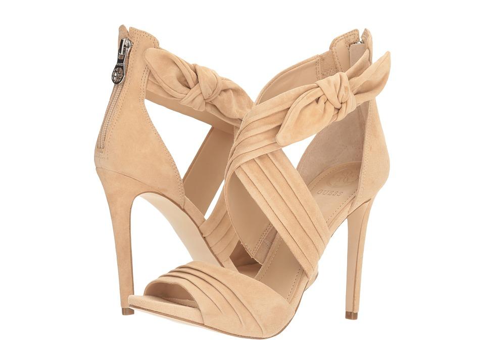 GUESS Azali (New Nude) High Heels