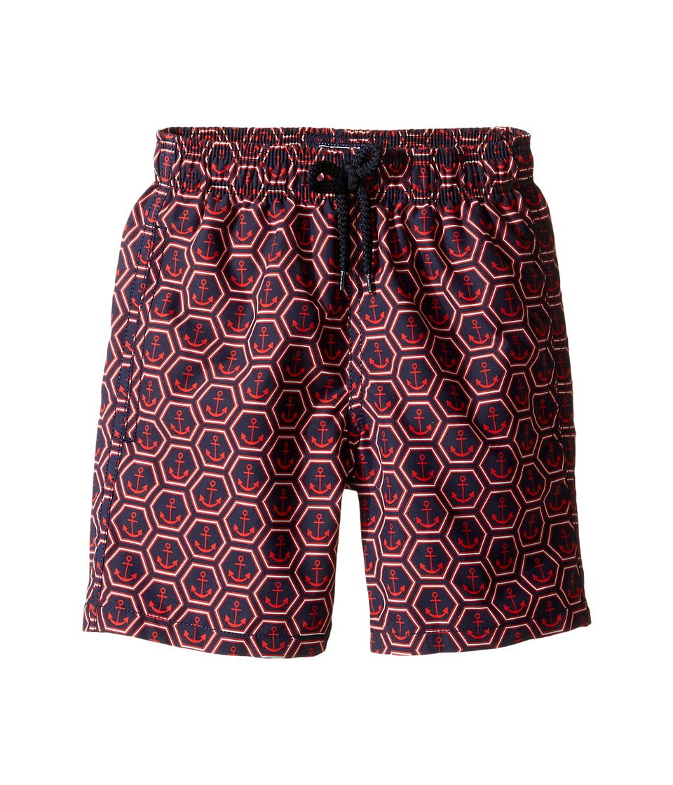 Vilebrequin Kids - Anchor of China Swim Trunk