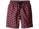 Vilebrequin Kids Anchor of China Swim Trunk (Toddler/Little Kids/Big Kids)
