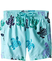 Vilebrequin Kids - Turtle Dance Swim Trunk (Toddler/Little Kids/Big Kids)