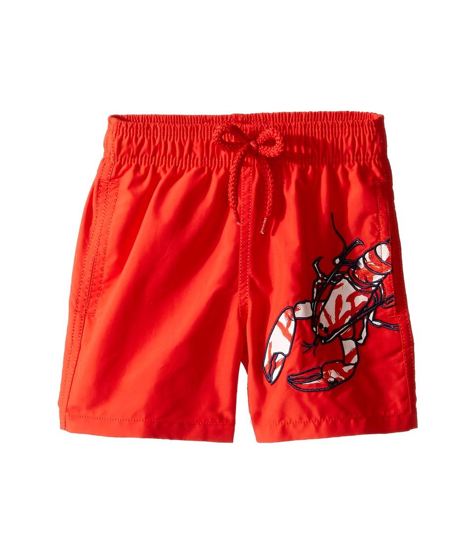 Vilebrequin Kids - Lobster Embroidery Swim Trunk