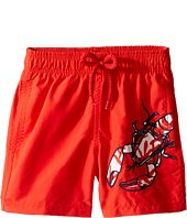 Vilebrequin Kids - Lobster Embroidery Swim Trunk (Toddler/Little Kids/Big Kids)
