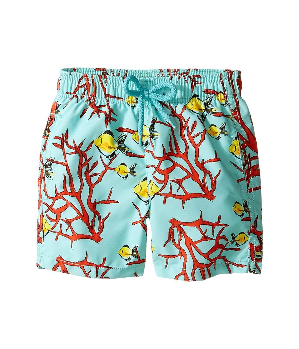 Vilebrequin Kids - Coral and Fish Swim Bottom