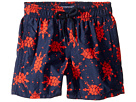 Japan Turtles Swim Trunk (Toddler/Little Kids/Big Kids)