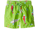 Vilebrequin Kids Peaceful Carps Swim Trunk (Toddler/Little Kids/Big Kids)